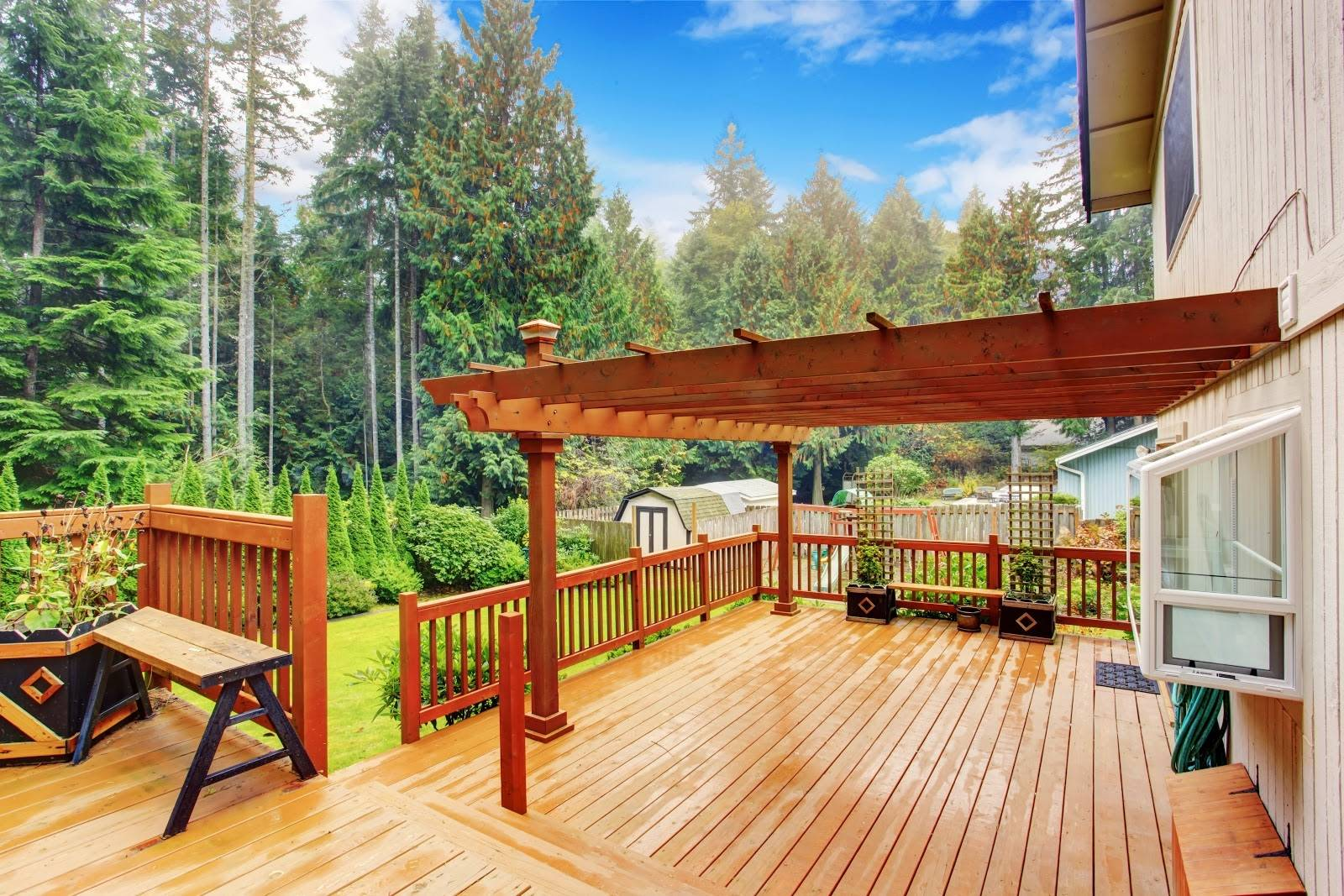 June Newsletter - Deck & Patio